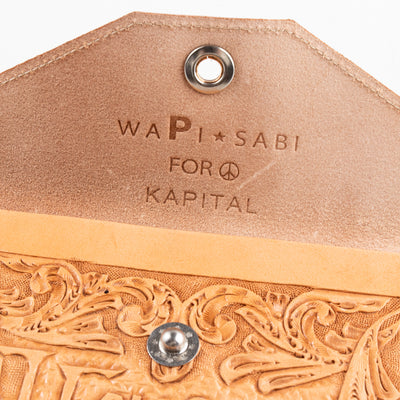 Kapital Leather Hand Carved Sacohe Bag - Union Special - Standard & Strange