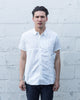 Katmandu Shirt - White Patchwork