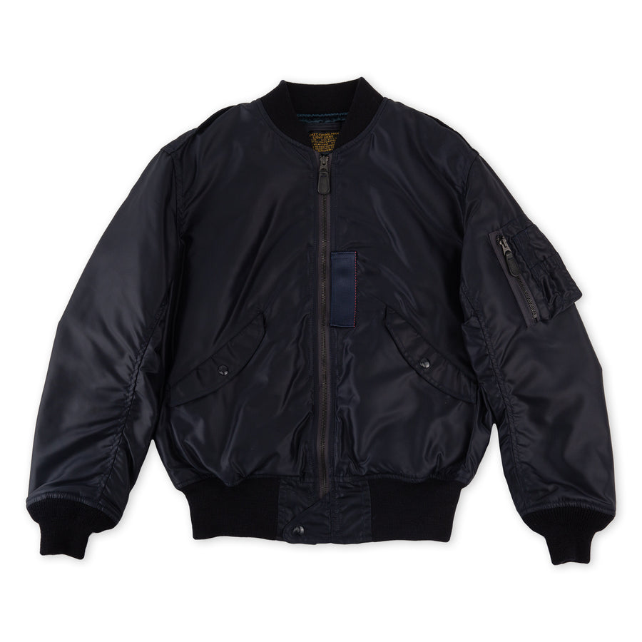 8526ec23826 Type L-2A Flight Jacket Real McCoy Mfg. Co Jacket - Navy
