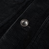 Laboratorio Jacket - Black Pima Corduroy