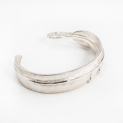 Large Feather Cuff BR-105