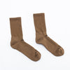 Light Cushion Micro Crew Sock - Coyote Brown