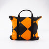 Linecrew Helmet Bag - Orange/Black
