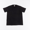 Loopwheeled Athletic Tee - Black MC19010