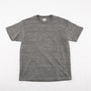 Loopwheeled Athletic Tee - Gray