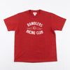 Loopwheel Tee - Ramblers Racing Club