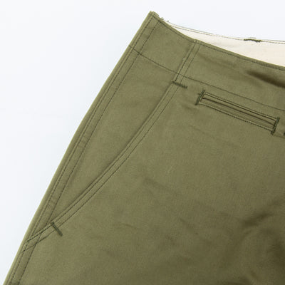 Lot 1082 Chinos - Olive