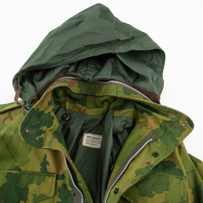 The Real McCoy's M-65 Field Jacket - Mitchell Camouflage - Standard & Strange