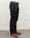 M2 Regular Fit - 13oz Black/Black Selvedge