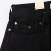 M3 Regular Tapered Fit - Black/Black Selvedge