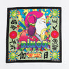MIKADO-MAX Color Bandanna - Light Green