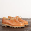 Michael Shoe - Undyed Veg Tan