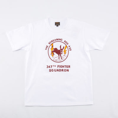 Military Tee - Screaming Red Ass