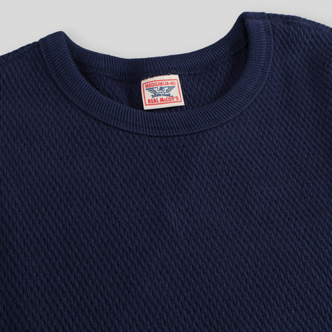 Military Thermal Shirt - Navy
