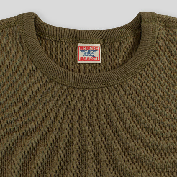 Military Thermal Shirt - Olive