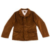 "Continental Sportscoat - ""Rive Gauche"" Brown Corduroy"