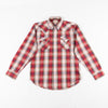 "Dude Rancher Shirt - Woven ""Joan"" Plaid"