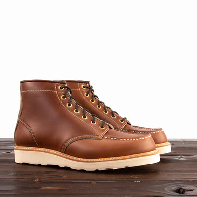 Moc Toe Boot - Whiskey Cavalier