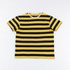 Mojave Tee - Yellow Stripe