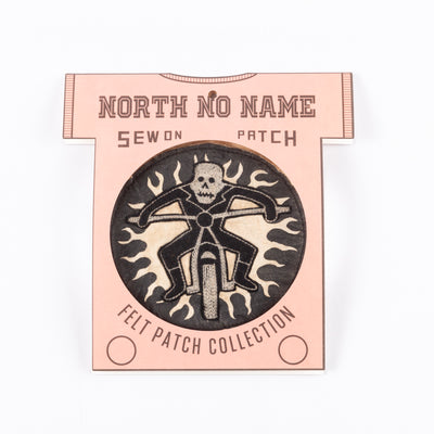 Moto Man Patch