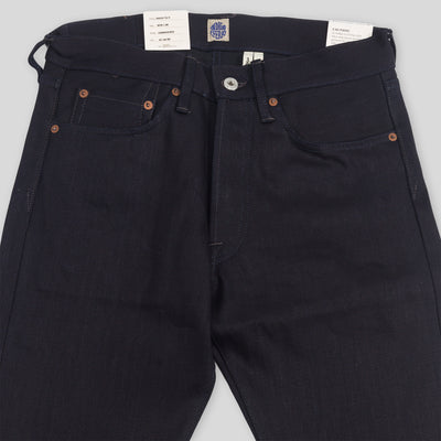 Nash Jean - Indigo/Black Denim