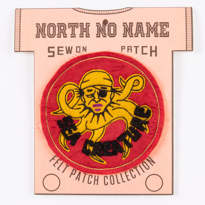 North No Name Sea Creature Patch - Standard & Strange