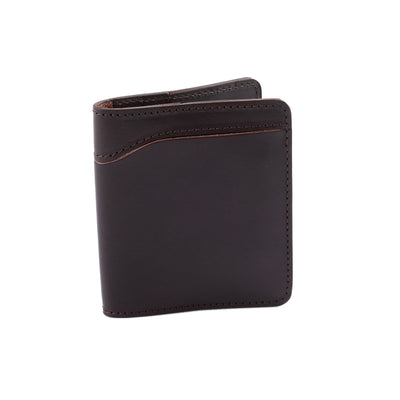 Obbi Good Label Outer Bi-fold Wallet - Brown - Standard & Strange