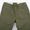 Officer's Chino - Olive