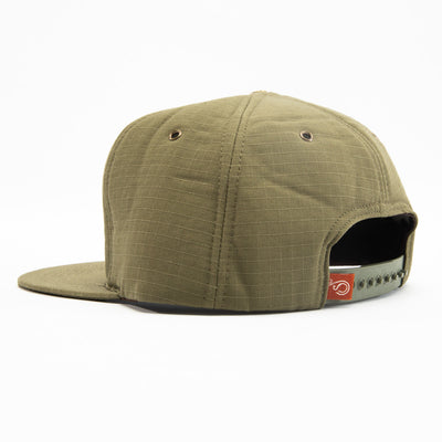 Olive Drab Ripstop Hat