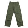 OrSlow Fatigue Pants - Regular Fit - Olive Reverse Sateen - Standard & Strange