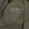 Painter Jacket - Olive Comfort Twill