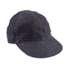 Grease Monkey A-3 Cap - Indigo Denim