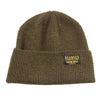 Seabees Watch Cap - Olive Wool