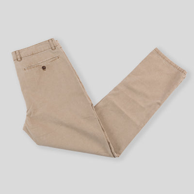Permanents Trousers - Washed Camel