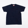 Hand Dyed Indigo Pocket Tee