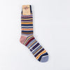 Porvoo Sock - Space Blue