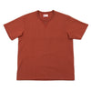 The Real McCoy's Gusset Tee - Crimson - Standard & Strange