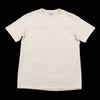 The Real McCoy's Loopwheeled Athletic Tee - Ecru - Standard & Strange