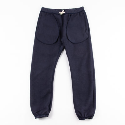 Loopwheeled Sweatpants - Navy