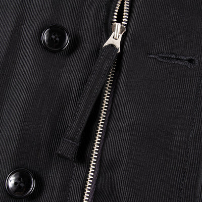 The Real McCoy's N-1 Deck Jacket - Navy SPL