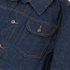 Ranch Jacket - Indigo Nep