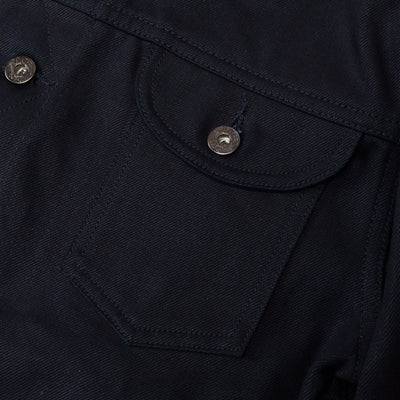 Ranch Jacket - Shadow Selvedge