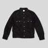 Buckaroo Jacket - Black/Black