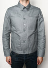 Supply Jacket - Lined Grey Canvas