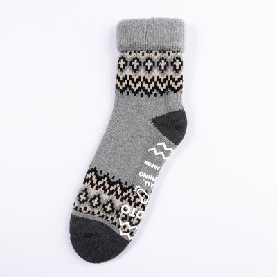 Comfy Room Socks - Gray