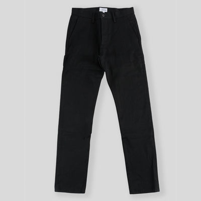 Slim Tapered Chino - Black Selvedge