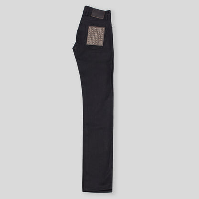 ST-220x - Slim Tapered - Double Black Selvedge