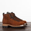 S&S x FEIT Metal Unlined Hiker - Brown/Black