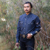 Sawtooth Westerner Shirt - Denim