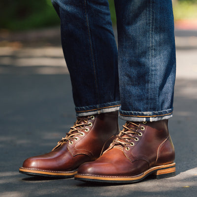 Service Boot - Brown CXL 2030